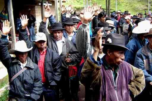 Comunicación, Odebrecht, tranqueras de Yanacocha, consulta minera, negociación oculta y otras inf.
