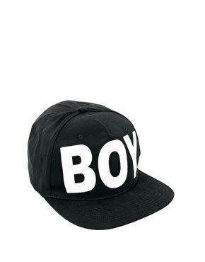 Enlarge Boy London Boy Snapback Black Cap