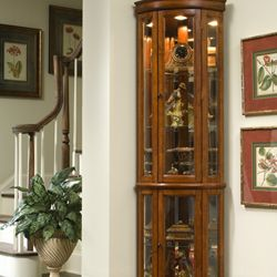 26 best images about curio cabinets on pinterest mantels