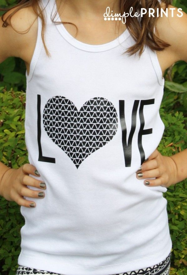 Best T Shirt Ideas For Iron On Vinyl Images On Pinterest - How to make vinyl decals for clothing