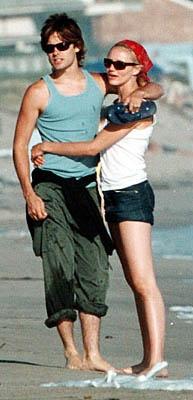 6 of 15 Cameron Diaz & Jared Leto  1999 - 2003 (engaged)