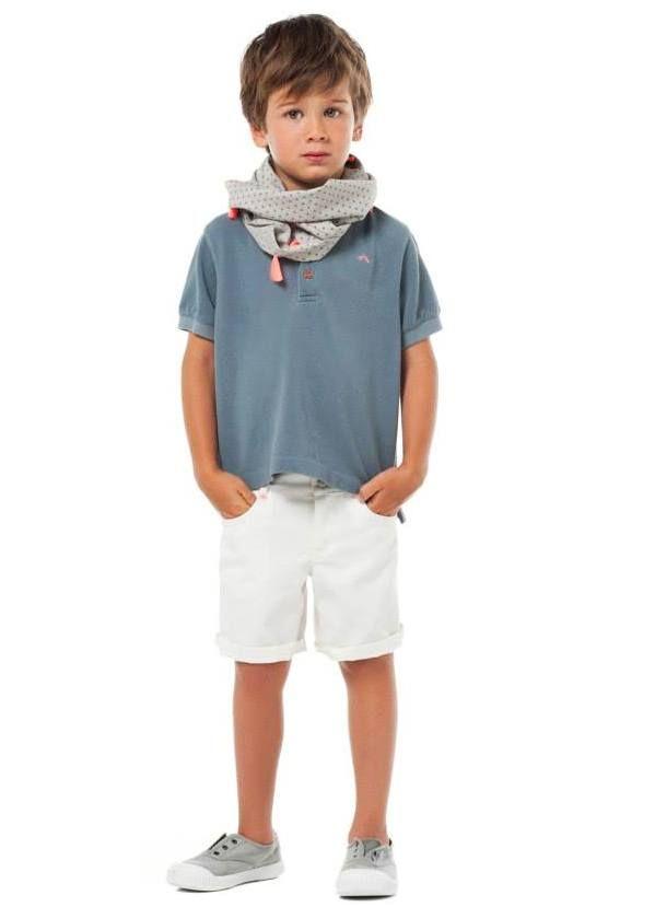 Nanos primavera-verano 2014, preciosa colección de moda infantil http://www.minimoda.es