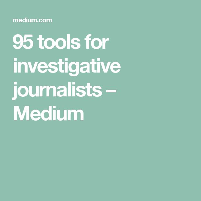 8 best hs journalism images on pinterest teaching ideas for Bureau for investigative journalism