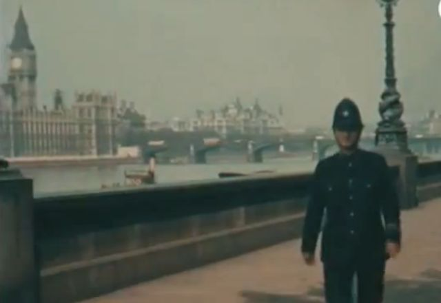 Rare color film shows what London looked like in 1927