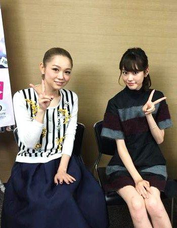 """Mirei Kiritani x Kana Nishino   [MV, short ver] Kana Nishino -- Torisetsu (toriatsuikai setsumeisho: lit. instruction manual) Theme song of """"Heroine Shikkaku"""" https://www.youtube.com/watch?v=aPHGClLjZWk  Kento Yamazaki, Mirei kiritani, Kentaro Sakaguchi, J LA movie, romcom """"Heroine Shikkaku"""". Release: 09/19/2015."""
