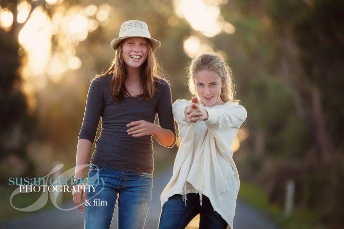 Friends, teens, girls, fun
