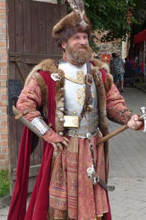 Hussar Commander Commonwealth