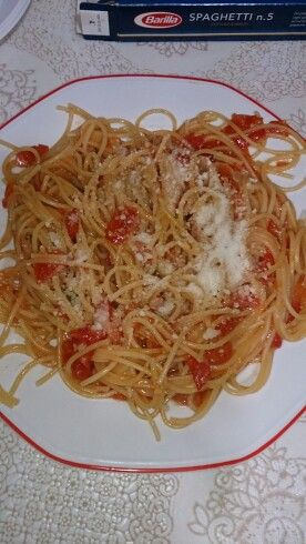 Spaghetti con magic cooker