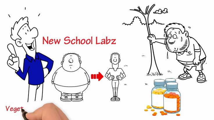 New School Labz- Thermogenic Fat Burner Pills - Advanced Natural Weight ...