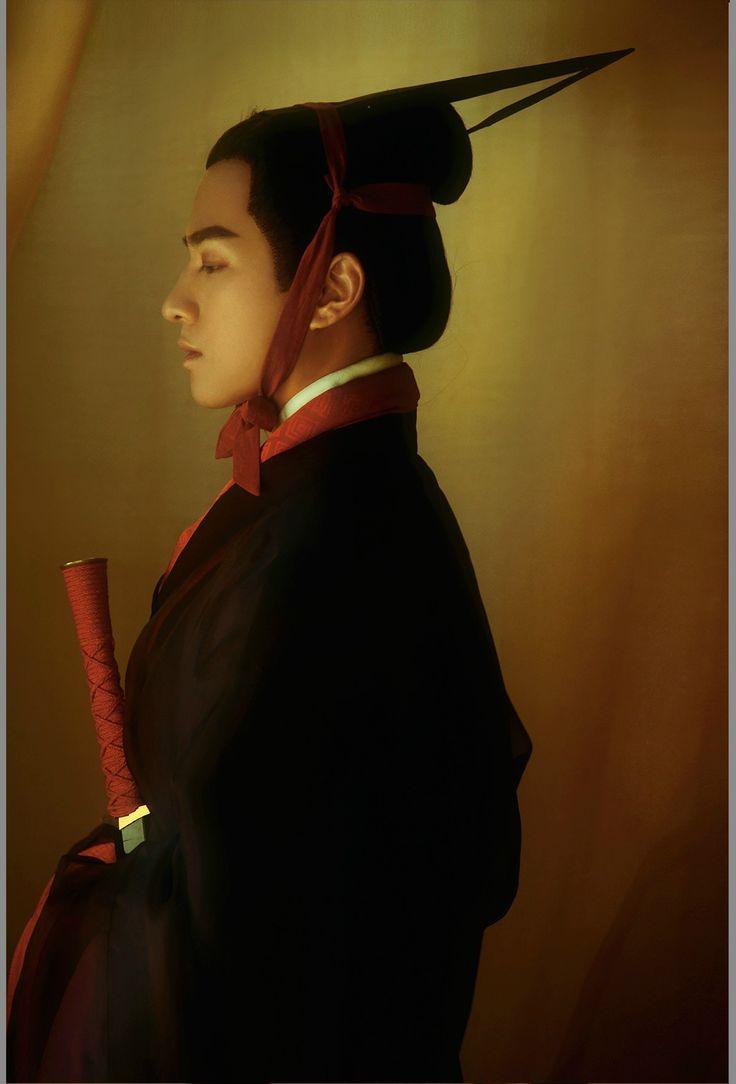 长安月 (Historical accurate traditional Chinese fashion in...)