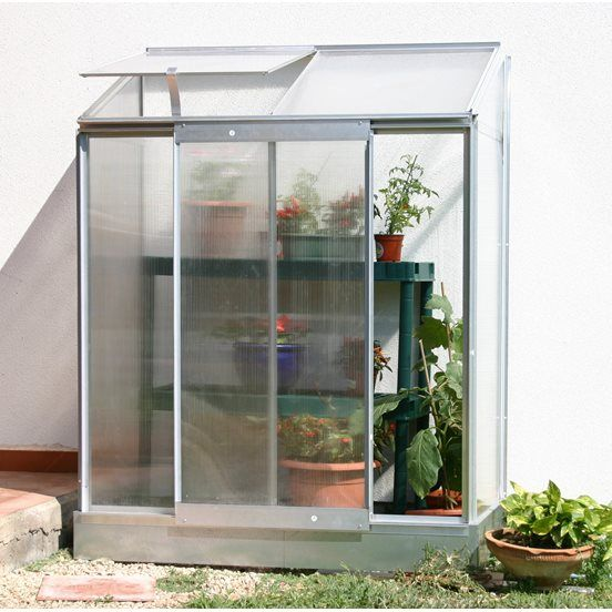 Excellent green house for the 3mx1,5m balcony