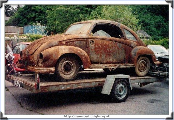 Kohlruss Body 1942 On VW Bug Bases   Rare VWs   Pinterest ...