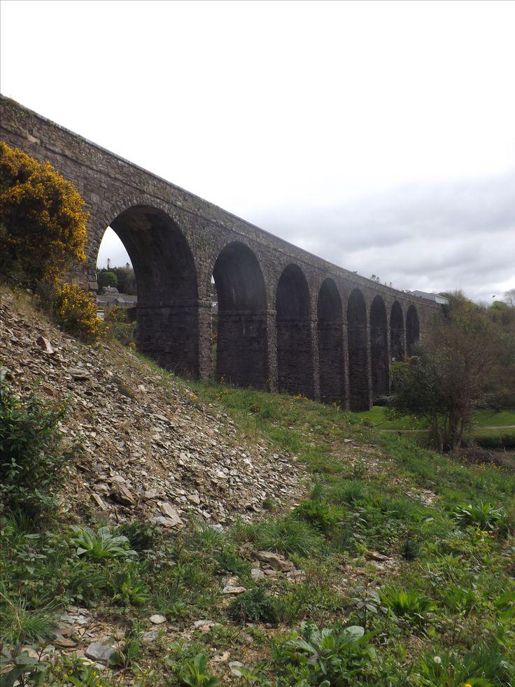 Waterfod greenway cycling track. Part  Kilmacthomas to Dungarvan
