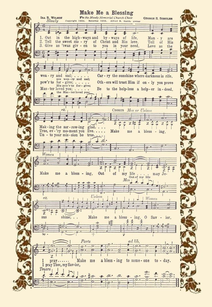Lyric count your blessings hymn lyrics : 81 best hymns images on Pinterest | Sheet music, Church songs and ...