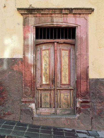 San Miguel Pastel - San Miguel de Allende(Guanajuato), Mexico