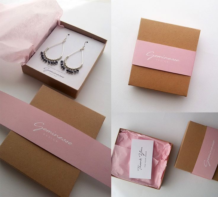 Geminesse Jewelry Package