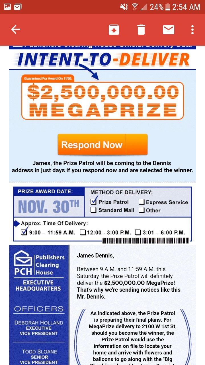 Pin by Nnero on Publisher clearing house in 2019 | Enter