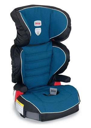 Very happy with this seat. I recommend the SGL version, which comes with the latch system and the extra safety strap between the child's legs. My 5 yr. old is very comfortable and can buckle herself easily.