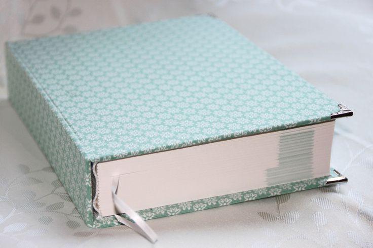 DIN A5 - 10 Jahres Kalender *10 Jahres Tagebuch* Erinnerung - ein Designerstück von Buch_Marie bei DaWanda