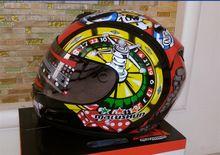 US $76.00 Brand malushun motorcycle helmet Jorge Lorenzo full face helmet motoGP racing helmet moto casco motociclistas capacete DOT. Aliexpress product