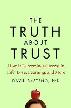 The Psychology of Trust in Life, Learning, and Love by David DeSteno via Brain Pickings: 'Unlike many other puzzles we confront, questions of trust don't just involve attempting to grasp and analyze a perplexing concept. They all share another characteristic: risk...' #Books #Psychology #Trust