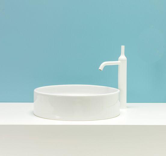 IB Rubinetti - Batlo -bateria łazienkowa, biała, czarna, miedziana, nowoczesna, design.