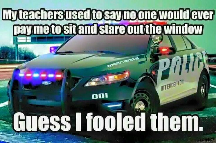 Police humor                                                                                                                                                                                 More