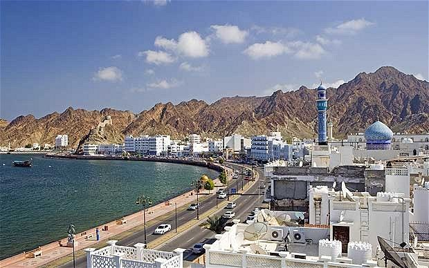 Salalah, Oman... Oman is a rapidly developing country infused with the spirit of Old Arabia