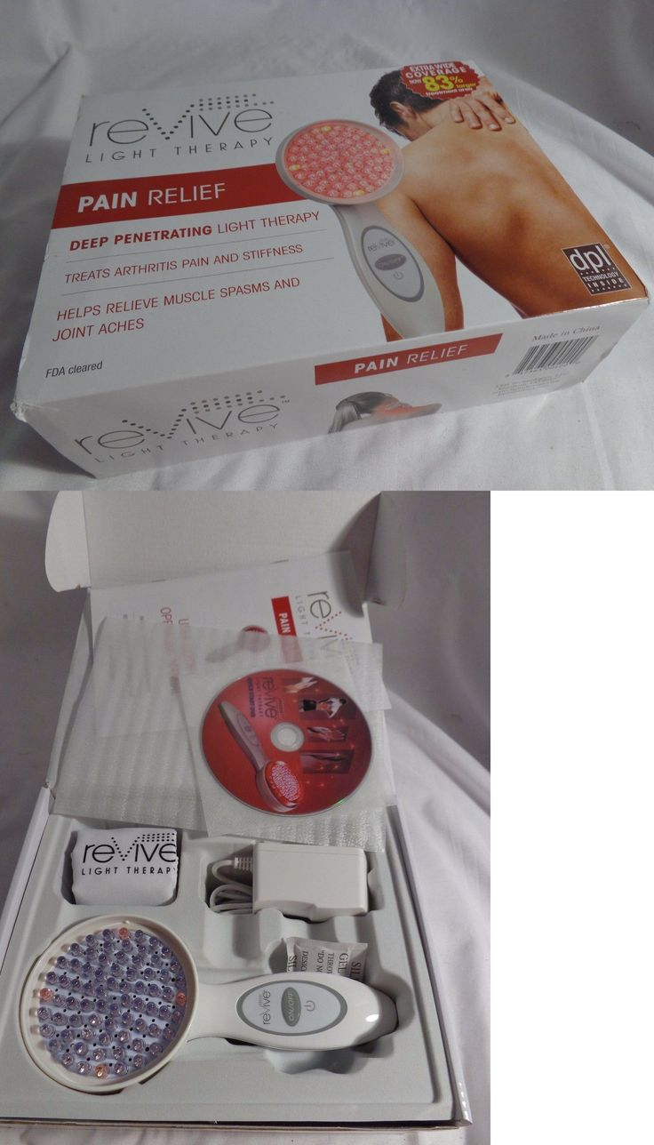 Light Therapy Devices: 72 Led Lamp System New Revive Light Therapy Red Led  Light Pain Reliever Xl BUY IT NOW ONLY: $150.0 | Light Therapy Devices ...