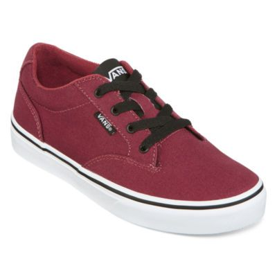 FREE SHIPPING AVAILABLE! Buy Vans® Winston Boys Skate Shoes - Big Kids at JCPenney.com today and enjoy great savings.