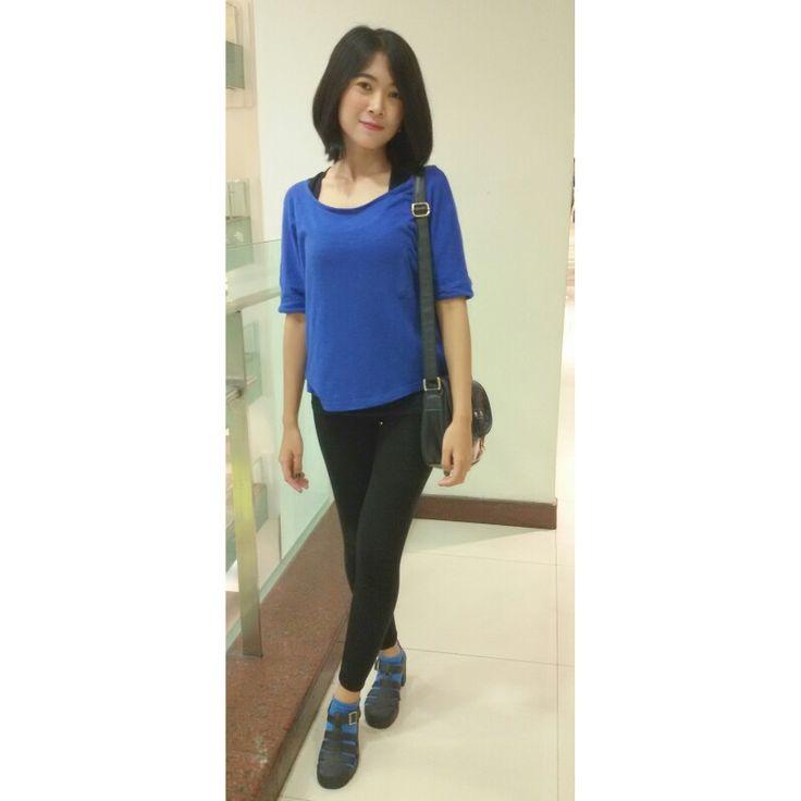 #lovely #blue
