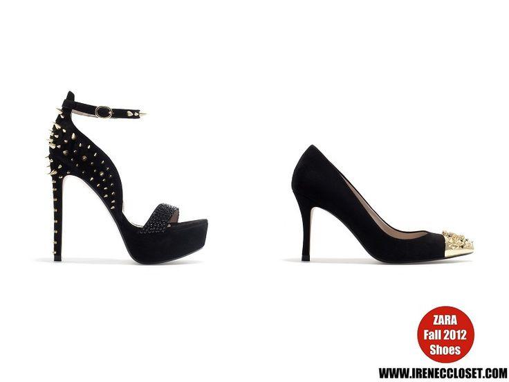 zara borse e scarpe autunno inverno 2012 2013 #zara #shoes #bags #fall2012 #winter2013 #fashion #cool #obsession www.ireneccloset.com