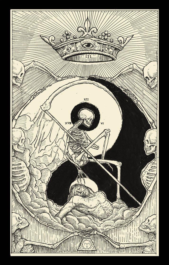 Death ( Tarot Card ) by erikemiranda on DeviantArt