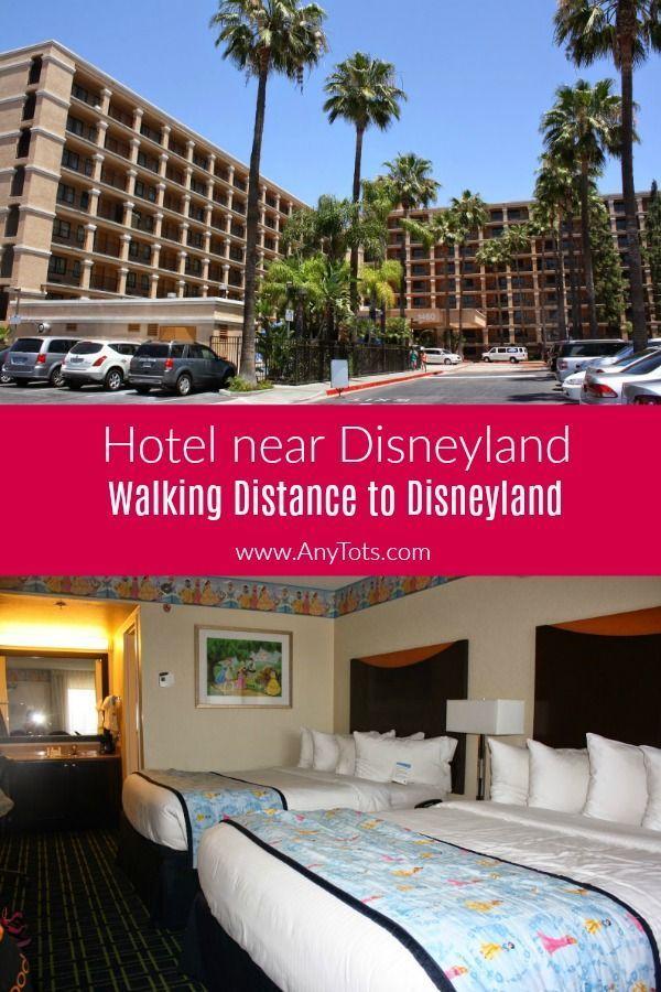 Our Stay At Marriott Fairfield Anaheim Hotel Near Disneyland