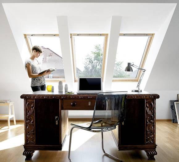 148 besten Arch Ideen Bilder auf Pinterest Kleine häuser - home office mit dachfenster ideen bilder
