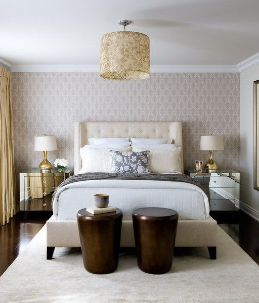 Master Bedroom Wallpaper Accent Wall: 17 Best Ideas About Wallpaper Accent Walls On Pinterest