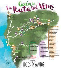 Presentamos nuestra guía de la Ruta del Vino 'Vendimia 2016' para escoger los mejos restaurantes y viñedos para visitar en Ensenada.