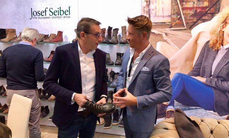 Erfolgreiche Schuhmesse: GDS liefert schuhplus - Schuhe in Übergrößen - neue Impulse