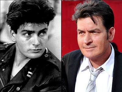 Charlie Sheen - This bad boy has been one of my favs a loooong time!