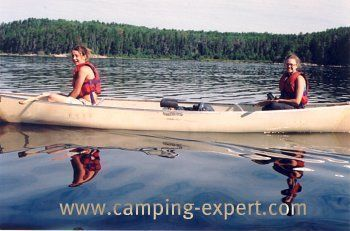 A Bare bones Camping Pack List with info on why these items are essential for your canoe camping checklist and you should take these things camping on ANY trip from backpacking to car camping. #canoepackinglist #carcampinginfo #canoechecklist