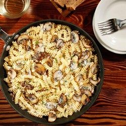 Greg's Special Rotini with Mushrooms - Allrecipes.com