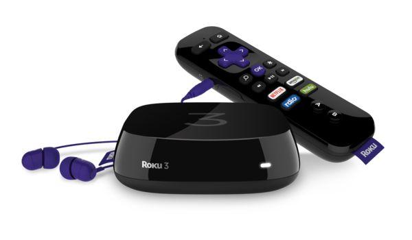 Roku 3 Streaming media, Roku, Streaming devices