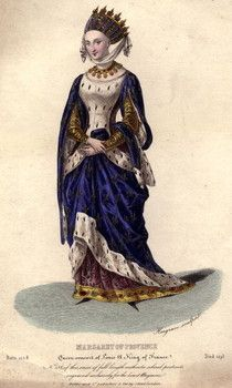 Margaret of Provence was Queen of France as the wife of King Louis IX. Wikipedia Born: 1221, Forcalquier, France Died: December 20, 1295, Paris, France Spouse: Louis IX of France (m. 1234–1270) Parents: Ramon Berenguer IV, Count of Provence, Beatrice of Savoy Children: Philip III of France, Robert, Count of Clermont, More Grandchildren: Philip IV of France - Google Search