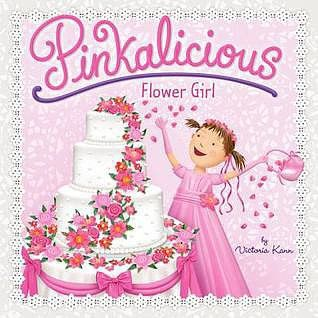 Get this Pinkalicious book to ask your flower girl! Adorable!