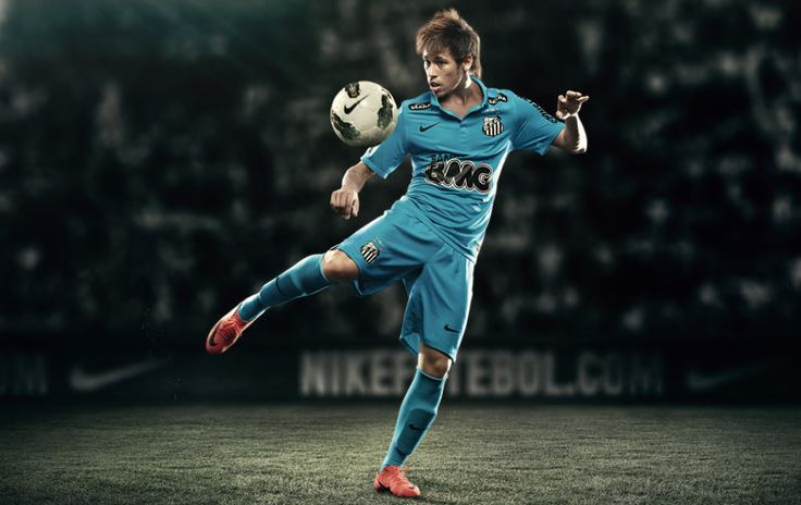 Neymar 2013 Wallpapers HD New  http://footballgalaxy.blogspot.com/2013/01/neymar-2013-wallpapers-hd-brazil-and.html