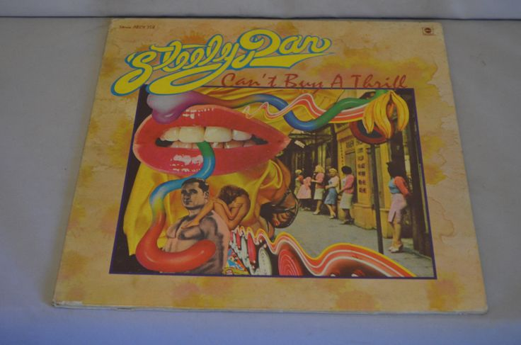 Vintage Gatefold Record Steely Dan: Can't Buy a Thrill Album ABCX-758 by FloridaFinders on Etsy