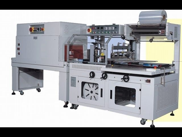 automatic sleeve sealing Shrink Packaging Machine for drinking&cosmetic industry packaging