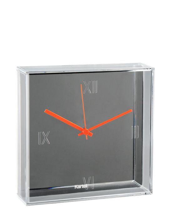 Tic&Tac Clock www.kartell.com www.meijerwonen.nl