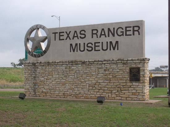 Texas Ranger Hall of Fame and Museum in Waco, TX. Husband's uncles (4) were Rangers in the old days.