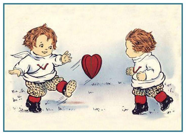 Charmant Valentine Farbfolien Ideen - Ideen färben - blsbooks.com